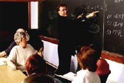 SeminaryClass